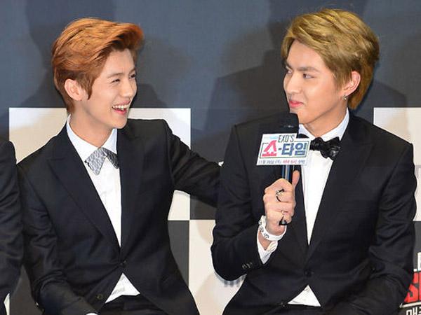 Kris Wu dan Luhan akan Tampil Duet dalam Program Spesial Tahun Baru di Cina?