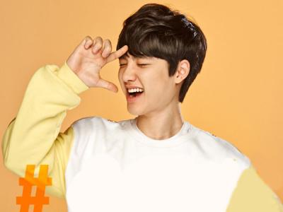 D.O EXO Syuting Jadi Anak Sekolah di 'It's Ok It's Love'