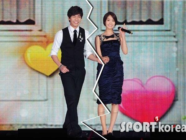 Hampir Dua Tahun Pacaran, YoonA SNSD dan Lee Seung Gi Putus!