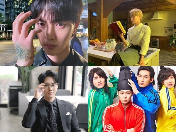 5 Drama Populer Lee Tae Ri, Imoogi Jadi Kakak Kantin di True Beauty