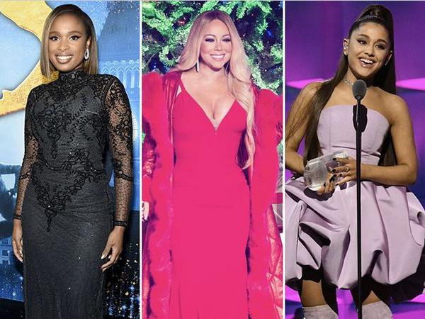 Fans Duga Mariah Carey Bakal Kolaborasi dengan Ariana Grande dan Jennifer Hudson