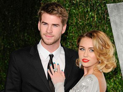 Mengaku Masih Cinta, Miley Cyrus Tulis Surat Untuk Liam Hemsworth