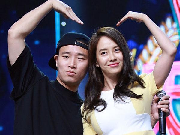 Makin Sweet, Song Ji Hyo Tak Ingin Ada yang Gantikan Posisi Gary!