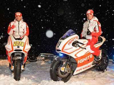 Ducati Tak Percaya Diri Untuk Peluang Juara