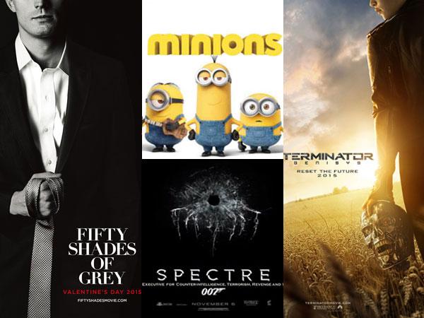Simak 15 Judul Film Hollywood yang Wajib Ditonton Tahun 2015!