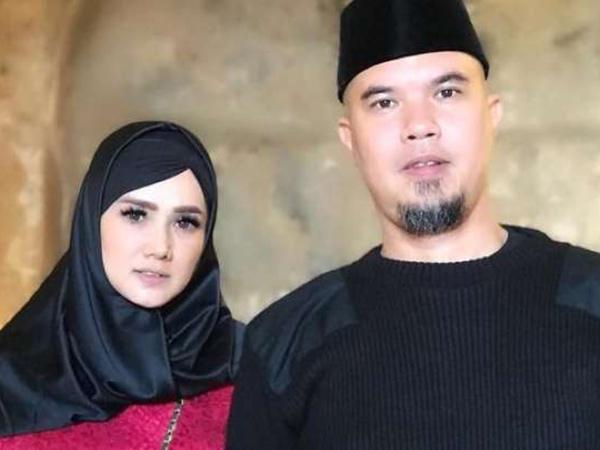 Ahmad Dhani Bebas dari Penjara, Mulan Jameela Jemput dengan Senyuman
