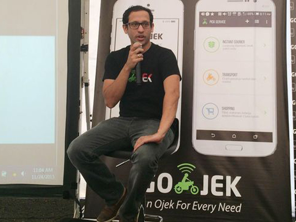 Pasang Tarif Murah, CEO Go-Jek Ngaku Mulai Kehabisan Uang