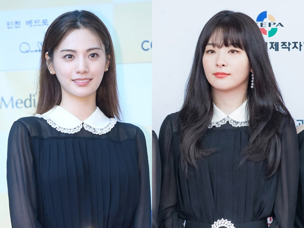 Gaun Kembar Beda Gaya Seulgi Red Velvet vs Nana After School, Who Wore It Better?