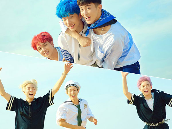 NCT Dream Tampil Fresh dan  Penuh Cinta di MV Comeback 'We Young'