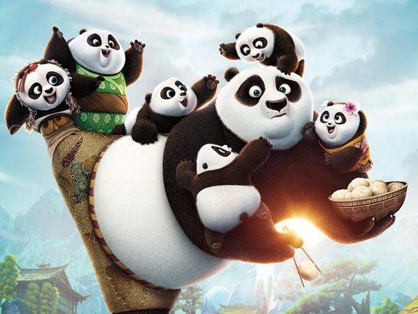 'Kung Fu Panda 3' Pecahkan Rekor Box Office China Lampaui Amerika Serikat!