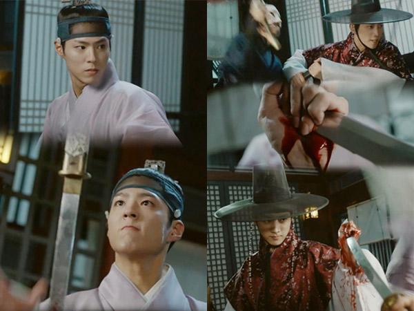 Keren dan Bikin Ngeri, Adegan Action Memukau Park Bo Gum dan Jinyoung Tuai Pujian