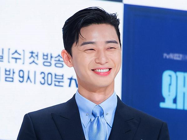 Cerita Lucu Anak Penulis Drama 'Secretary Kim' yang Ingin Dinikahi oleh Park Seo Joon