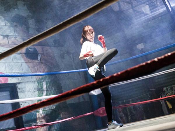Lakukan Adegan Ini Tanpa Stunt Man, Park Shin Hye Tuai Pujian Atas Profesionalitasnya