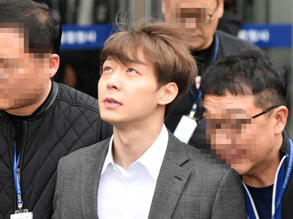 Park Yoochun Akui Bersalah, Pengacara Pilih Mundur dari Kasus