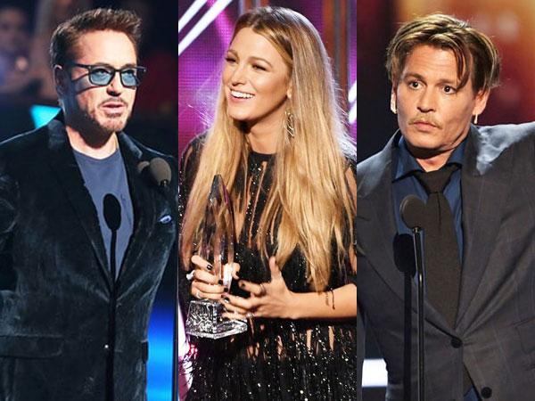 Berbagai Genre dan Segudang Prestasi, Ini Pemenang 'People's Choice Awards 2017' Kategori Film!