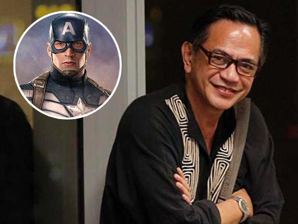 Adegan Dipotong, Ray Sahetapy Gagal Tampil di 'Captain America: Civil War'?