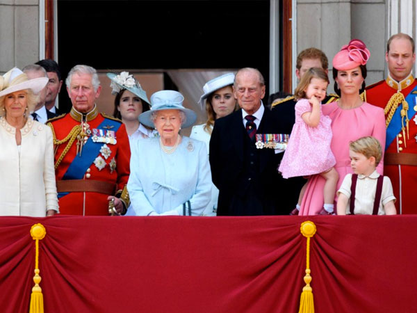 5 Momen Penting Royal Family di Sepanjang Tahun 2017