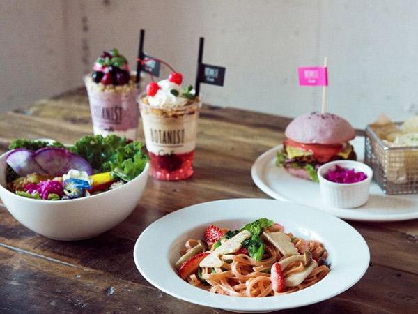 Sambut Musim Semi, Kafe Ini Hadirkan Makanan Vegan Bertema Bunga Sakura