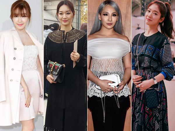 Yuk Tengok Selebriti Korea yang Eksis di Paris Fashion Week Fall/Winter 2016