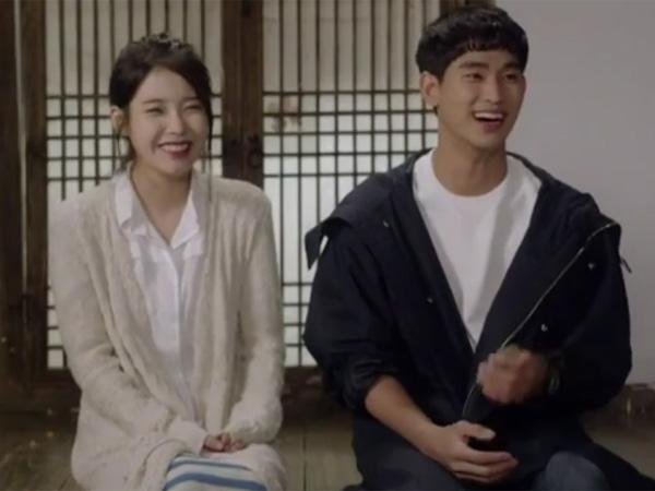 Kocaknya IU dan Kim Soo Hyun Saat Tak Bisa Tahan Tawa di Adegan Serius 'Producer'