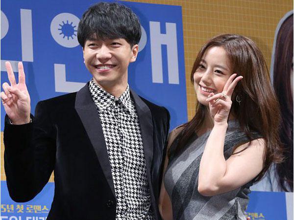 Moon Chae Won Paling Suka Dengan Adegan Ciuman Bersama Lee Seung Gi?