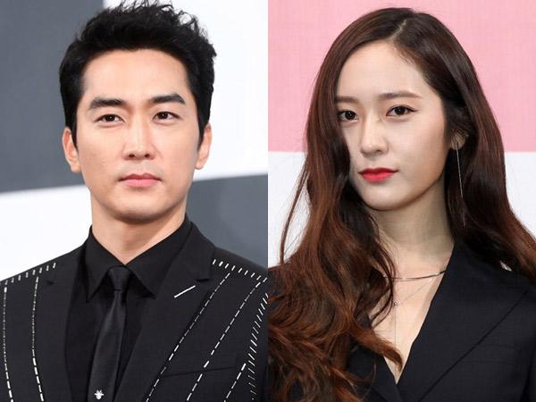 Krystal f(x) dan Song Seung Heon Bakal Comeback Bareng di Drama Bergenre Aksi?