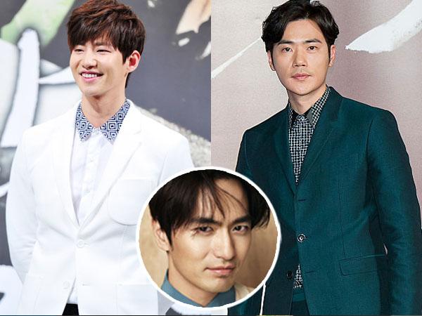 Song Jae Rim dan Kim Kang Woo Siap Gabung dengan Lee Jin Wook Di Drama Web Toon 'Goodbye Mr. Black'