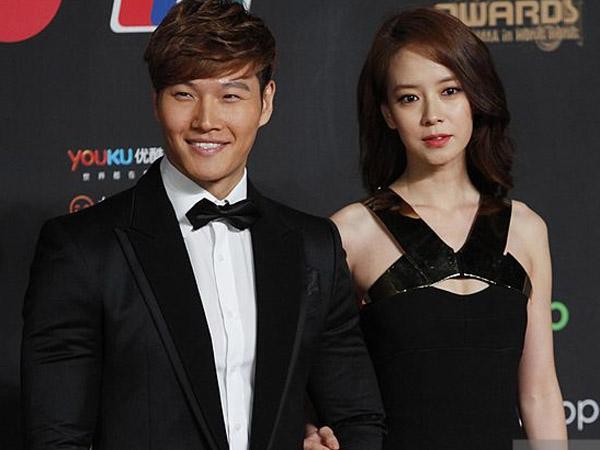 Bikin Heboh, Song Ji Hyo dan Kim Jong Kook Di Gosipkan Pacaran dan Siap Menikah!
