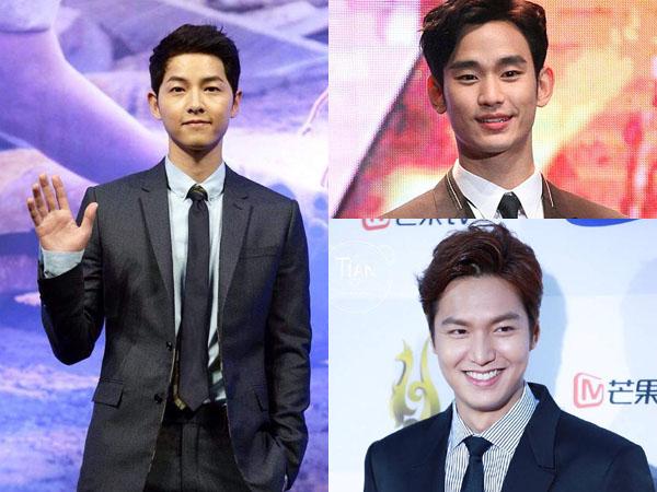 Popularitas Melonjak, Kini Penghasilan Song Joong Ki Melebihi Lee Min Ho dan Kim Soo Hyun?