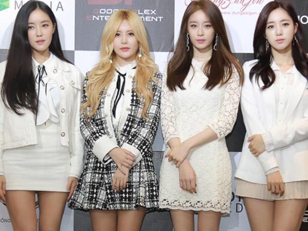 MBK Entertainment Ungkap Alasan Daftarkan Hak Cipta Nama T-Ara