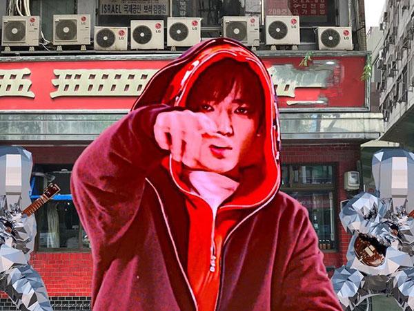 Giliran Kolaborasi Hitchhiker x Taeyong NCT Isi 'SM STATION' Dengan Lagu 'Around'