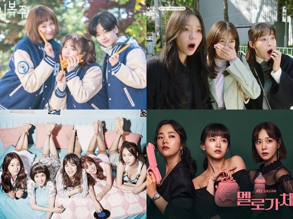 5 Girls Squad Goals di Drama Korea (Part 1)