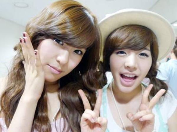 Tiffany Bocorkan Kebiasaan Unik Sunny SNSD Saat Mabuk