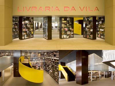 Yuk, Berkunjung Ke Livraria da Vila Toko Buku Paling Unik Sedunia!