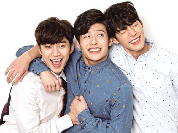Kim Woo Bin Larang Adik Perempuannya Pacaran dengan Junho 2PM!