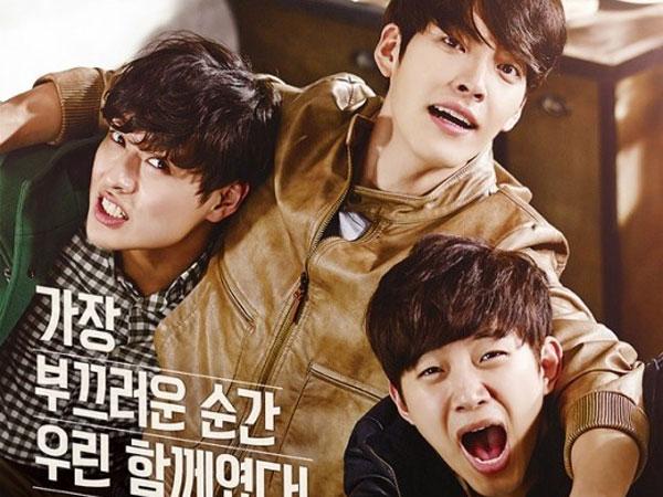 'Twenty' Rilis Poster & Trailer Kocak Dibintangi Kim Woo Bin, Kang Ha Neul dan Junho 2PM