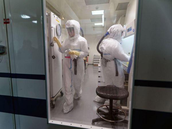 Uji Coba Vaksin Virus Corona Baru Dimulai April 2020