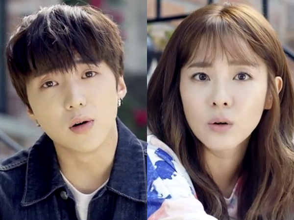Seungyoon WINNER dan Dara 2NE1 Saling Komplain di Teaser Drama 'We Broke Up'