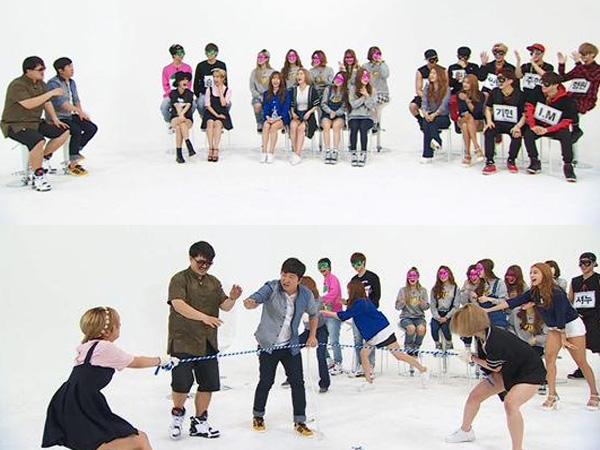 Rayakan Episode ke-200, 'Weekly Idol' Hadirkan Grup Senior-Junior dari Agensi yang Sama!