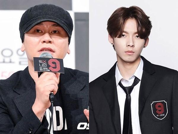 Respon YG Entertainment Terhadap Gugatan Agensi Woo Jin Young 'MIXNINE' yang Gagal Debut