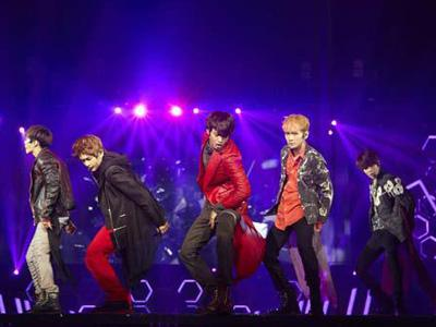 SHINee Sukses Gelar World Tour II di Hong Kong