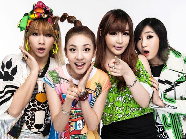 Lucunya 2NE1 Ketika Cemburu Dengan Park Bom & 'Roommate' !