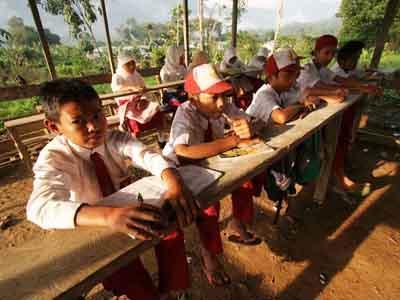 Pendidikan di Indonesia Urutan Terendah di Dunia?
