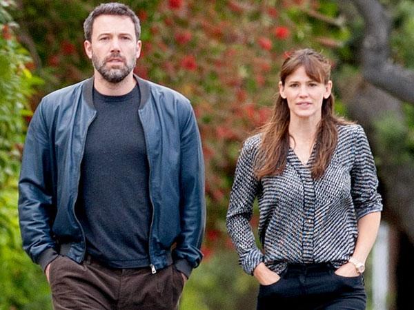 Masih Saling Cinta, Ben Affleck dan Jennifer Garner Batal Cerai?