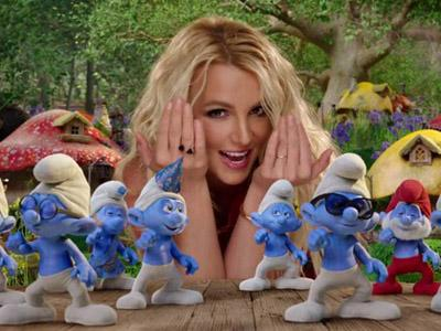 Wow, Britney Spears ajak Kedua Putranya di Video Musik 'Ooh La La'!