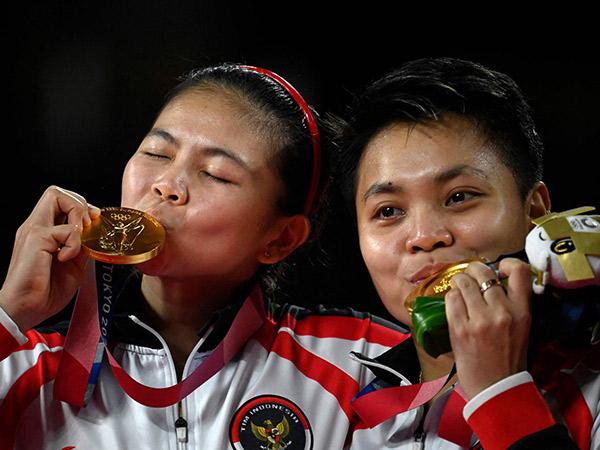 Ambisi Apriyani Rahayu Paksa Greysia Polii Hasilkan Sejarah Indonesia di Olimpiade