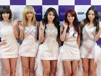 Member KARA Berpartisipasi Dalam Pembuatan Album Spesial Mereka