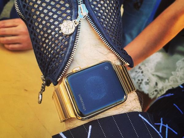 Apple Siapkan Apple Watch Berlapis Emas Khusus untuk Para Selebriti