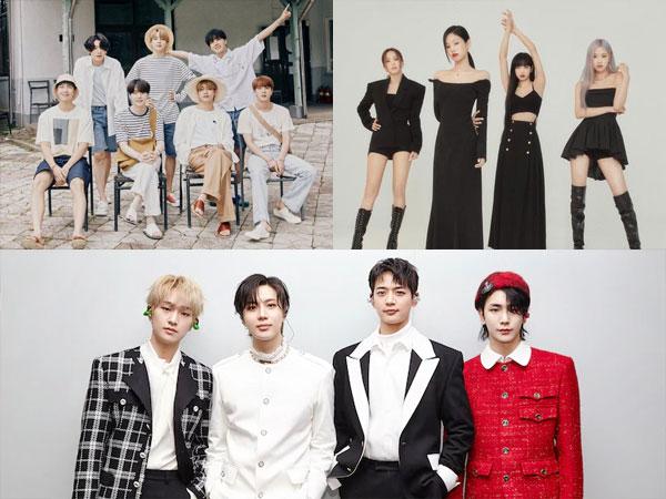 Banyak yang Bertahan, SHINee Debut di Chart Billboard World Albums Minggu Ini