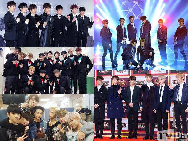 Sukses Bersinar Sepanjang 2016, Para Boy Group K-Pop Ini Siap Hadir di '31st Golden Disk Awards'